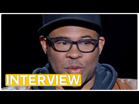 Get Out   Jordan Peele - Exclusive Interview (2017)