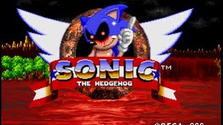 sonic.exe version 666 gameplay