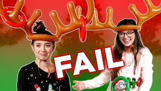 Ring Toss Game GONE WRONG! - Merrell Twins