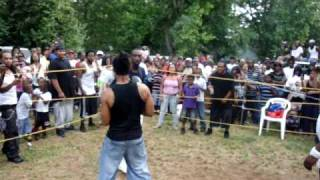 Eastside Backyard Brawl Chi-co vs. Steve ROUND 2