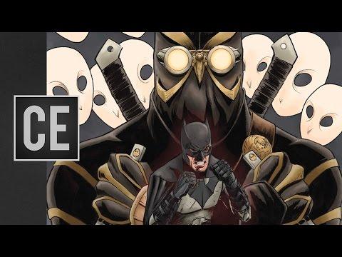 DC Comics New 52 Batman: Court of Owls - 1 of 2
