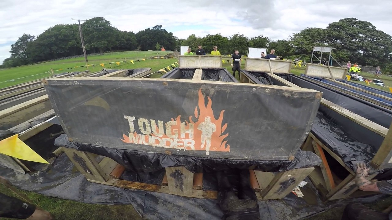 Tough Mudder Birth Canal Youtube