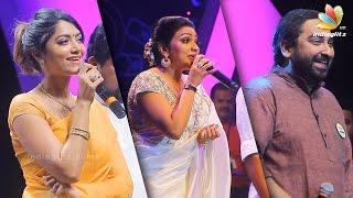 Mamta Mohandas attends musical function Swasthi | Jayachandran