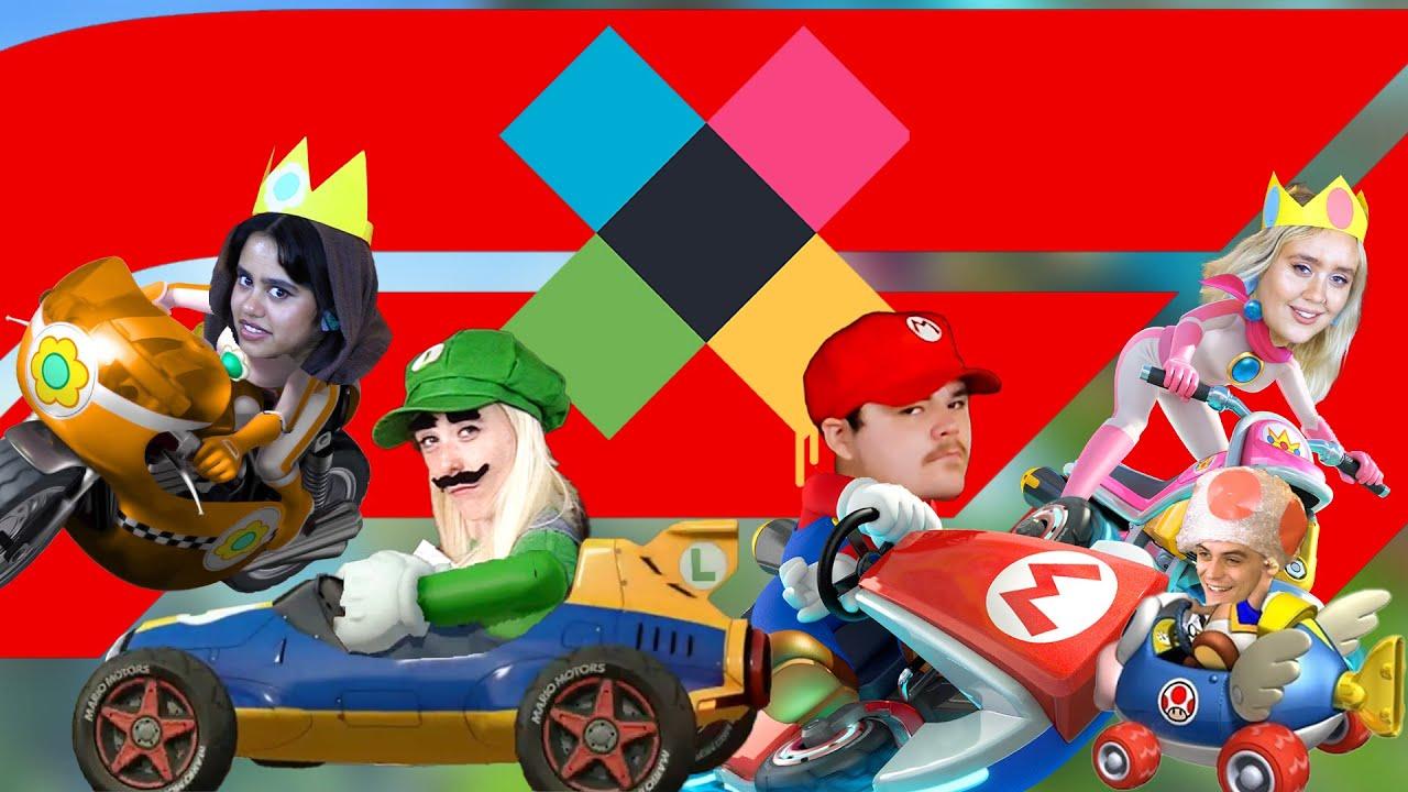 xRhythms take on Mario Kart