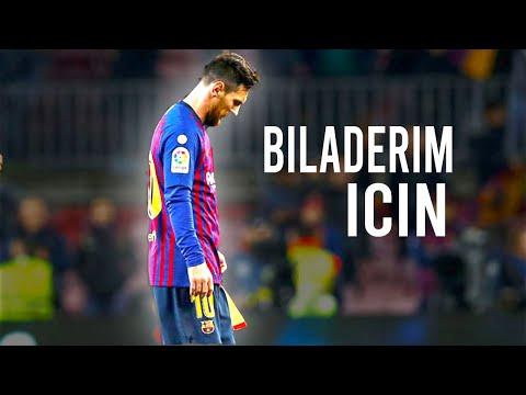 Lionel Messi 2019 • Biladerim İçin • Skills & Goals