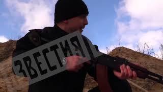 Новое видео обстрела депутата Госдумы Журавлева в Донбассе