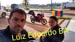 VIAGEM de MOTO para o NORDESTE/ volta #7/ Monteiro PB para Brasília DF