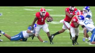 Georgia Highlights vs Kentucky 2015