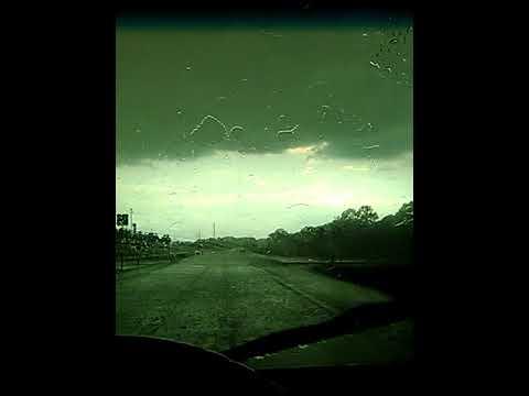 7/20/17 PATTERSON LOUISIANA: RAIN RAIN GO AWAY !