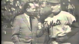 Repeat youtube video Roger Craig and Ralph Kiner 1962 St. Petersburg Fl.