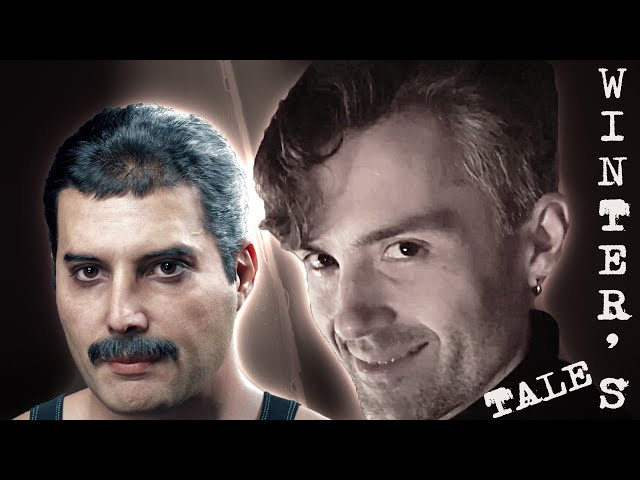 Queen - A Winter's Tale cover
