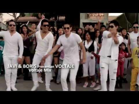 VOLTAJE - VOLTAJE MIX (Video Oficial) [HIT 2013]