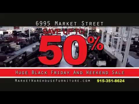 HUGE Black Friday Deals All November Long!   Market Warehouse Furniture El  Paso, TX
