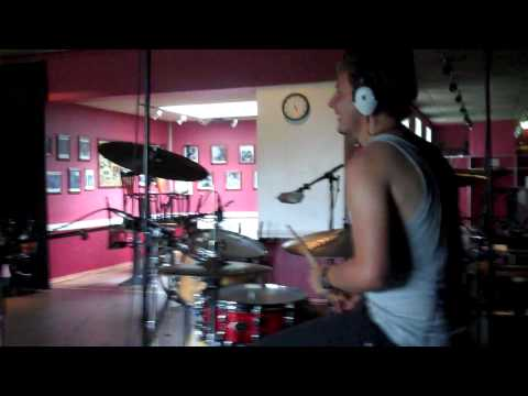 Patrick Alexander - Recording session with Mark Falgren on drums 4