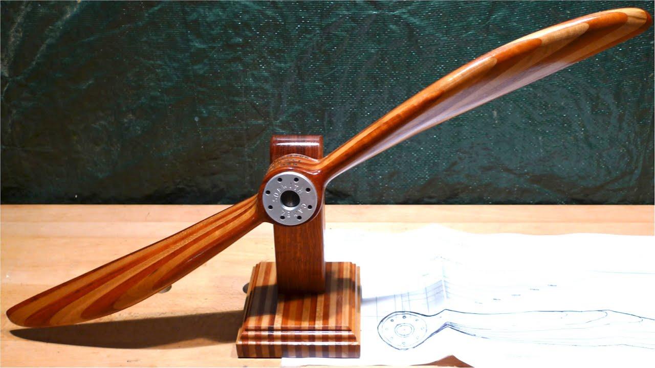 Как сделать пропеллер из дерева фото 852