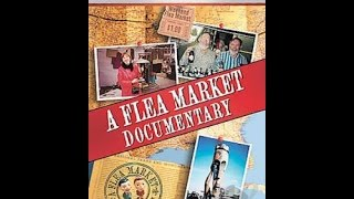 Opening & Closing To A Flea Market Documentary 2006 DVD