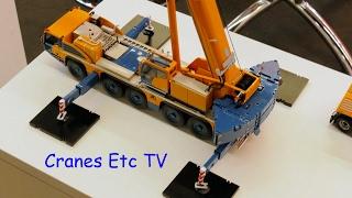 Nuremberg Toy Fair 2017 - IMC Models By Cranes Etc TV