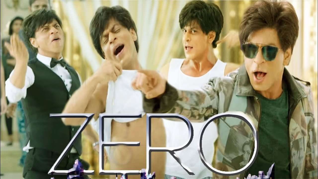 Image result for Zero (2018) Movie