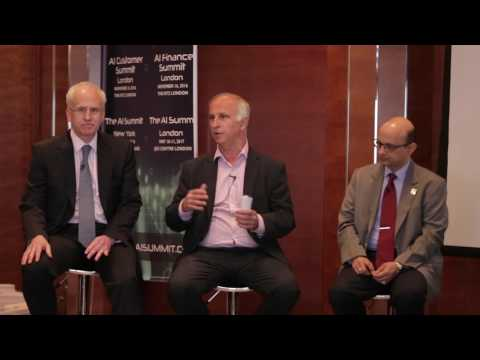 Expert Panel Discussion: 'What can AI do in Business?' at The AI Summit, London