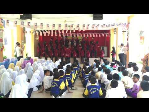 Creative Performance Choral Speaking at SK Tebing Tinggi, Tanah Merah (Part 1)