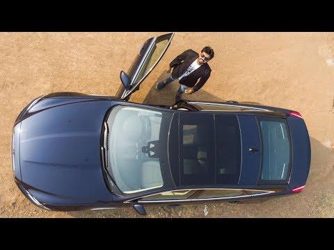 Jaguar XJ50 - Best Looking Limo | Faisal Khan