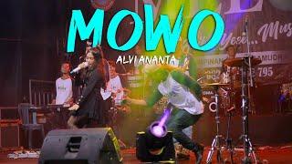 Alvi Ananta - Mowo [LIVE]