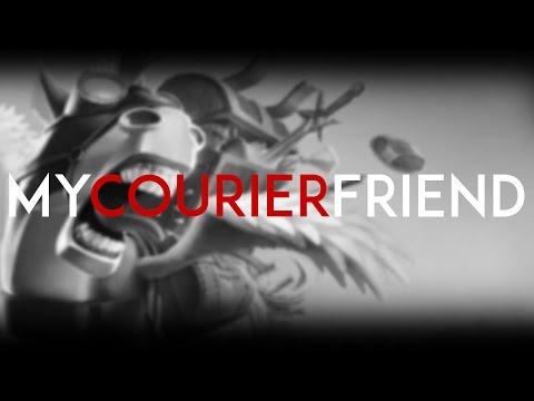 Dota 2 - My Courier Friend - Parody of See You Again by Wiz Khalifa