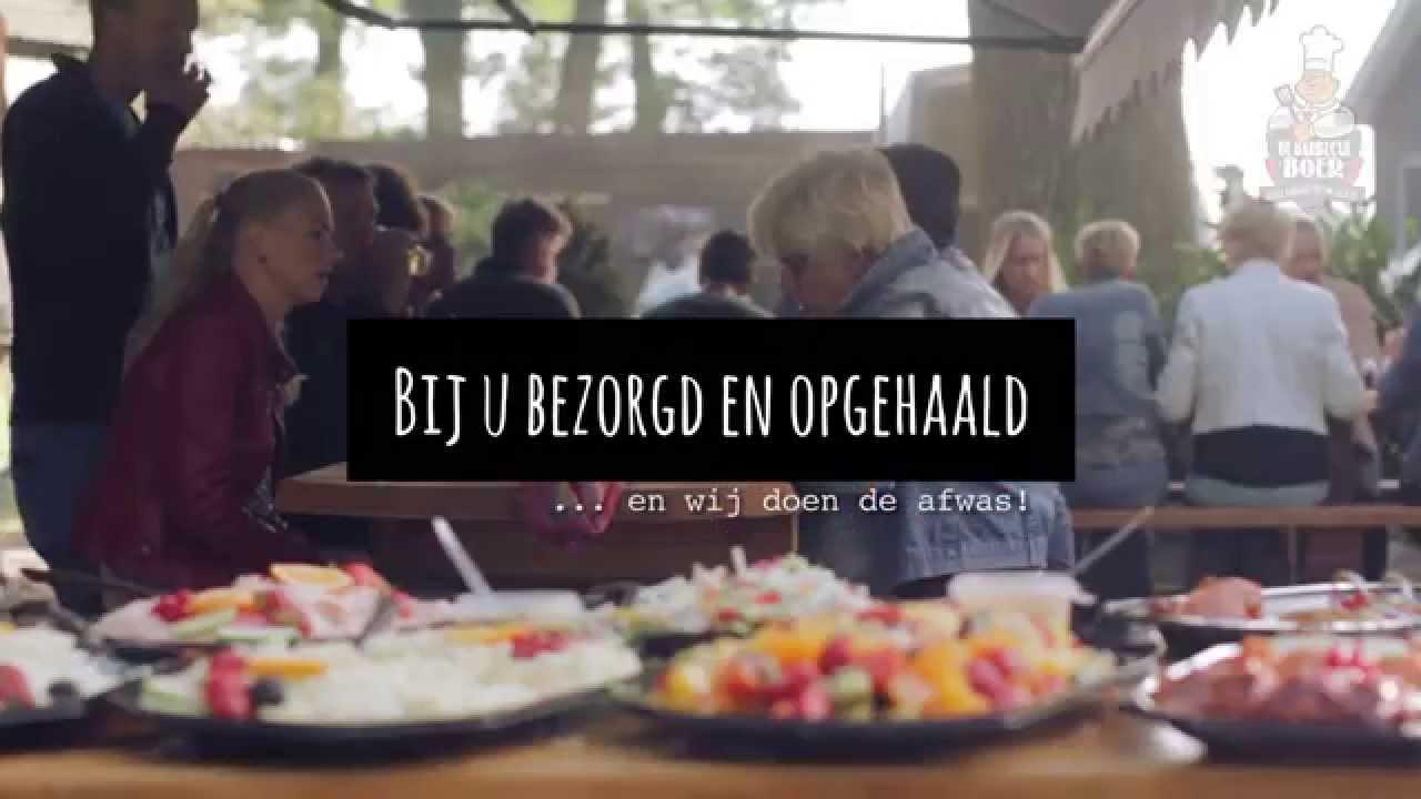 De Bbq Boer.De Barbecue Boer
