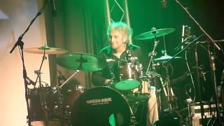 Scifi Boogie Drum solo VENUS RAPSODY -ALAIN GROTZO e SPACE ROCKby GF Gozzi & Sonya