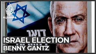Israel election: Gantz fights to reverse recent dip in polls