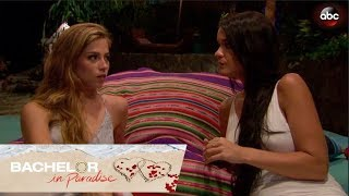 Kristina and Raven Argue - Bachelor In Paradise