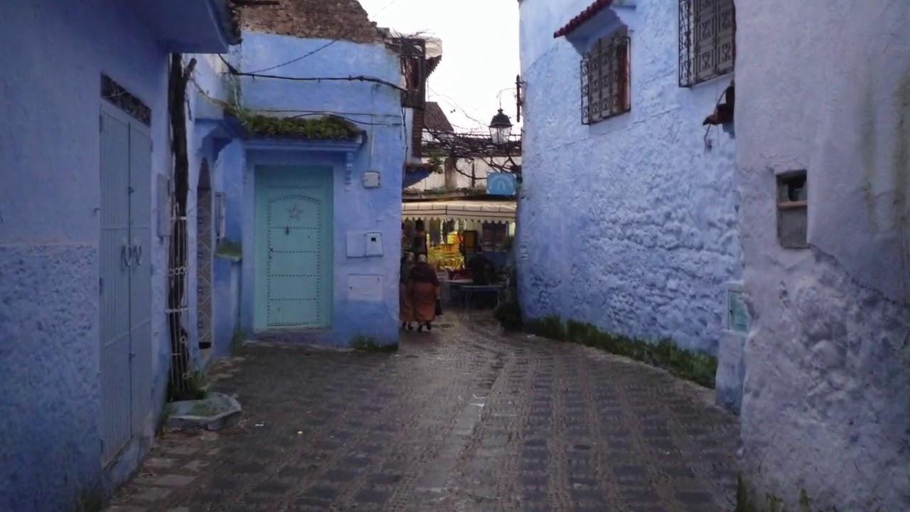 世界の路地写真 モロッコ4都市