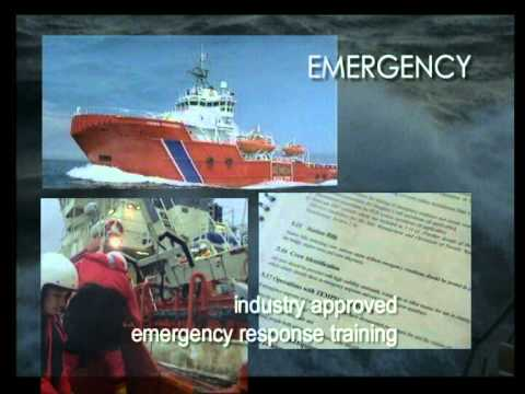 Training and Life Offshore DVD