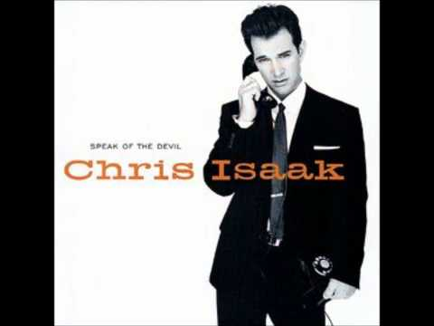 Chris Isaak - Black flowers