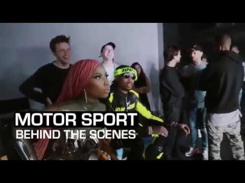 MOTOR SPORT - BEHIND THE SCENES BY MIGOS...