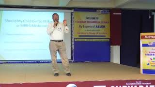 Seminar on Career in Science - Part 3