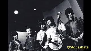 Rolling Stones HANG FIRE (demo version, unreleased, 1979)