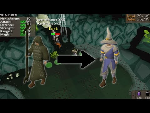 Gear Upgraded - Winning RuneScape
