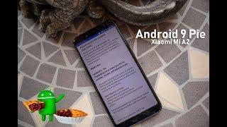 ¡Así es la nueva beta de Android 9 Pie para el Xiaomi Mi A2!