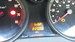 Vauxhall inspection service reset