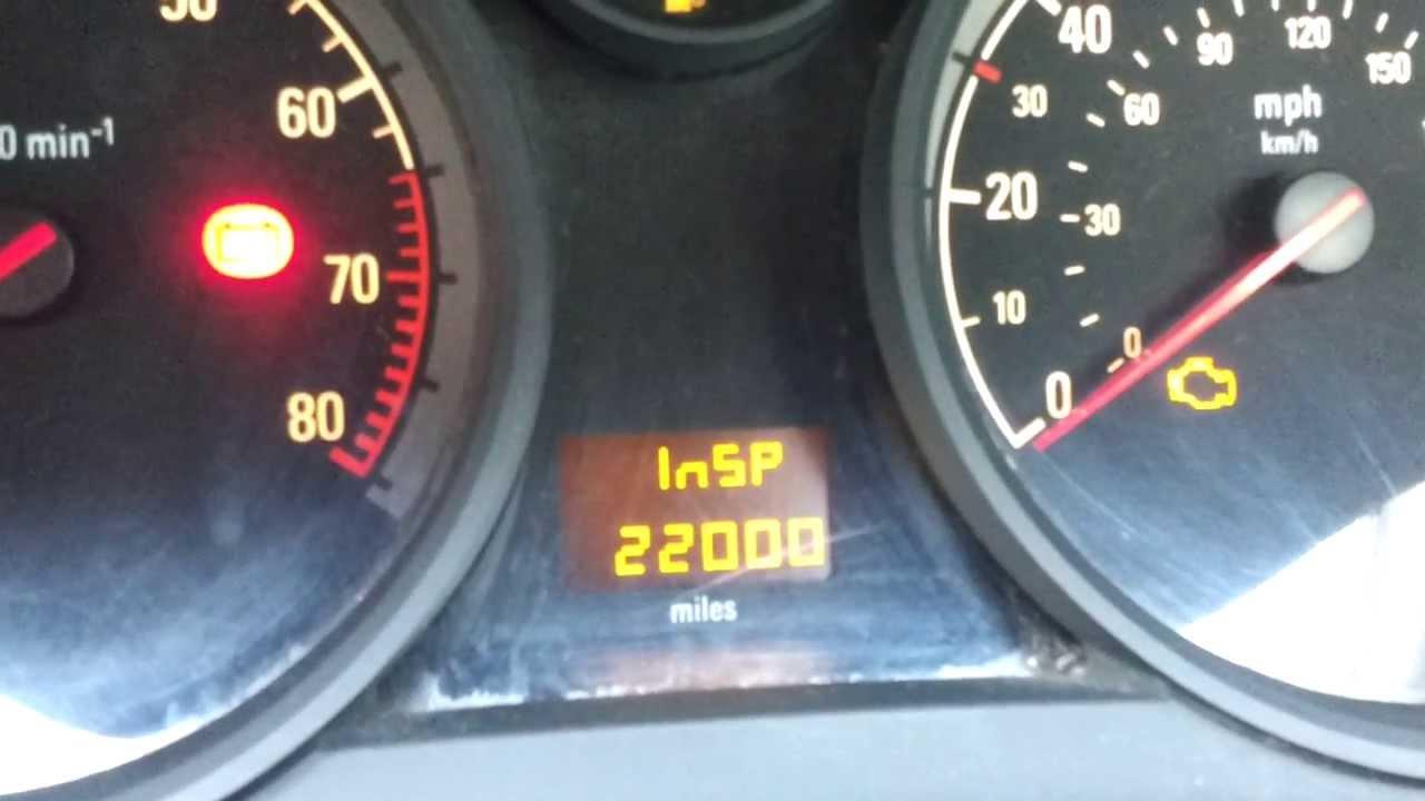 Vauxhall Astra Warning Lights | British Automotive