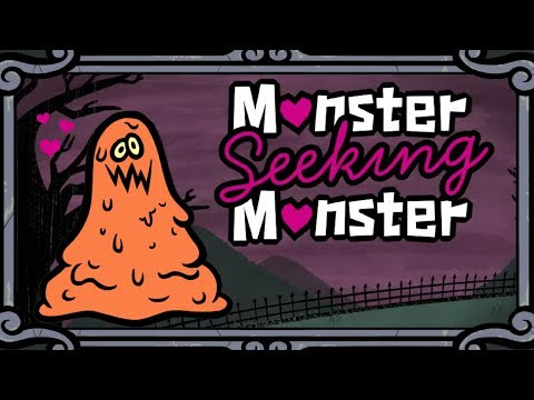 Monster Seeking Monster - #4 - THE BLOB! (Jackbox Party Pack 4 Gameplay)