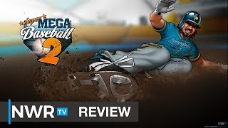Super Mega Baseball 2 (Nintendo Switch) Review (Video Game Video Review)