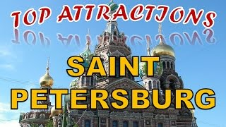 видео St. Petersburg, Russia Travel Guide - Must-See Attractions