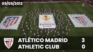 Europa L. 11-12 - Final - Atletico 3 Athletic Club 0