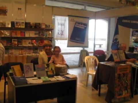 Feria del Libro 2009 Aurora Olmedo