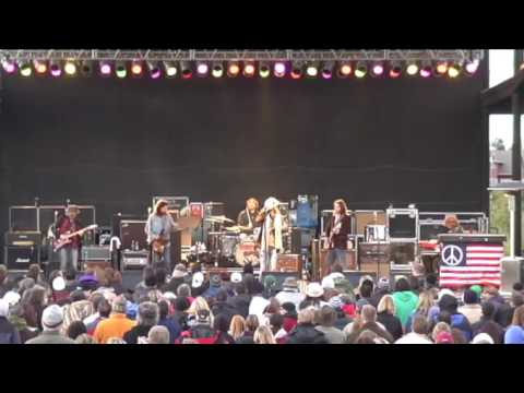 The Black Crowes ~ 28 September 2007 @ Bend, OR