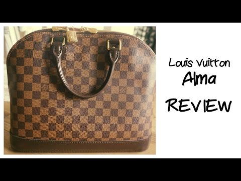 Louis Vuitton Alma Review | Pros & Cons | Neverfull Comparison