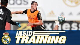 Villarreal vs Real Madrid | Final pre-match training session