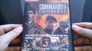 Commandos Complete PC Unboxing